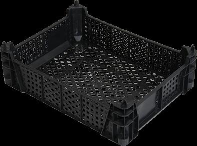 Dodatkowe POS PLASTIC s.c. Opakowania z tworzyw sztucznych - Skrzynki na EM67